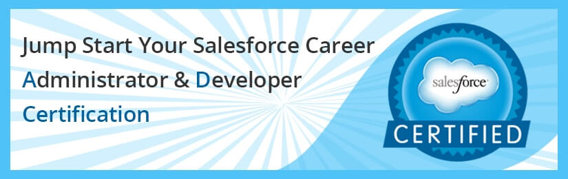 Certification of Salesforce training