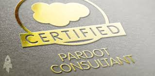 Pardot Consultant Salesforce Certification