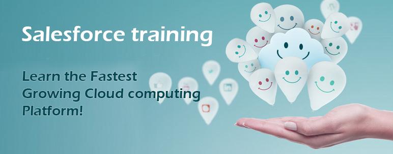 Salesforce Cloud Computing Training