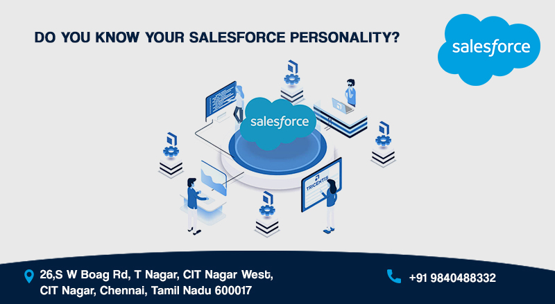 Salesforce Personality - Cloud solutions Chennai
